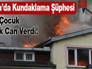 Almanya'da kundaklama şüphesi: 3 Türk çocuk yanarak can verdi