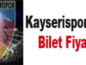 Kayserispor - Beşiktaş Bilet Fiyatları