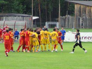 Kayserispor:0 Aris Fc:0