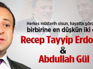 """Bakan Bağış: """"Gül ve Erdoğan Arasına Fitne Girmez"""""""