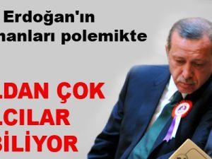 Gül ve Erdoğan'ın danışmanları polemikte