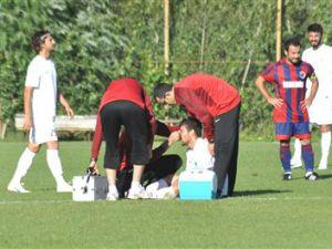 Kayseri Erciyesspor İlk Hazırlık Maçında Yenildi
