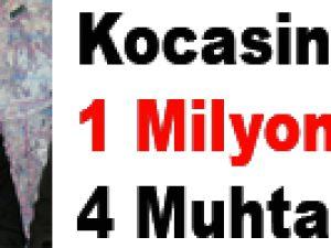 Kocasinan'dan 1 Milyona 4 Muhtarevi
