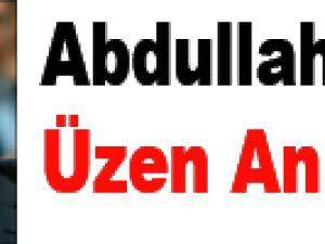Abdullah Gül'ü Üzen Anket