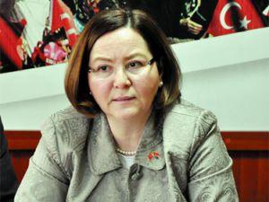 MHP Milletvekili Ruhsar Demirel'in Başörtüsü Açıklaması-video