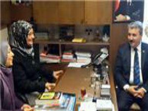 Mustafa Destici'den başörtülü milletvekillere destek