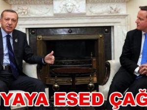 Başbakan Recep Tayyip Erdoğan'dan Suriye Açıklaması