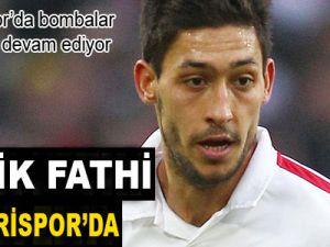 Malik Fathi Kayserispor'da!