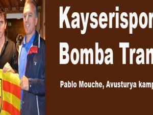 Kayserispor'dan Bomba Transfer
