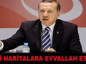 """""""HAYALİ HARİTALARA EYVALLAH ETMEYİZ"""""""