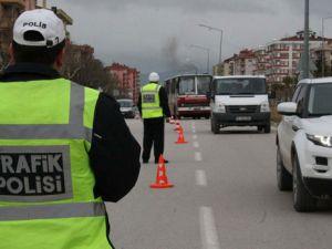 Polis alkollü sürücülere göz açtırmıyor