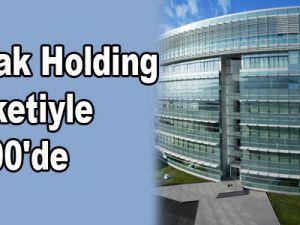 Boydak Holding 6 Şirketiyle İlk 500'de