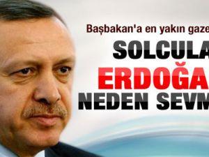 Karaalioğlu: Solcular Erdoğan'ı neden sevmiyor
