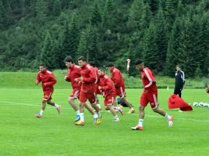 Kayserispor - La Spezia Calcio Hazırlık Maçı