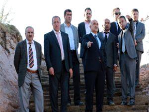 Başkan Yıldırım Mesire alanı hakkında bilgiler verdi