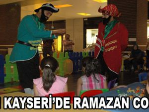 FORUM KAYSERİ'DE RAMAZAN COŞKUSU