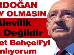 Kemal Kılıçdaroğlu: Tayyip Erdoğan Köşk'e aday olmasın