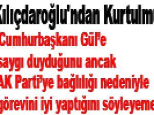 Kılıçdaroğlu'ndan Kurtulmuş'a sert eleştiri
