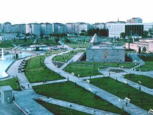 Büyükşehir Mimarsinan Parkı Yenileniyor
