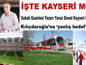 İŞTE KAYSERİ MODELİ