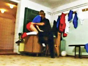 Futbolcular Porno Filmde Oynadı