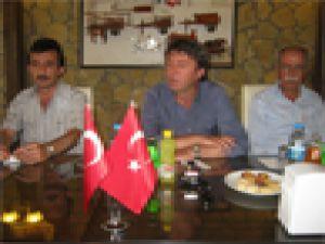 BÜNYAN BELEDİYESİ'NDE MUHTARLAR TOPLANTISI YAPILDI