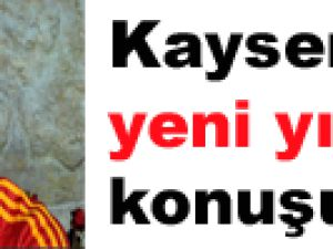 Kayseri'nin yeni yıldızı konuşuyor