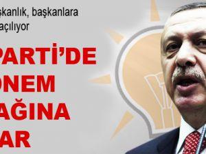 AK Parti'de '3 dönem yasağı'na ayar