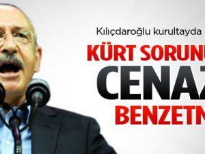 Kılıçdaroğlu: Ortada cenaze var biz kaldırırız