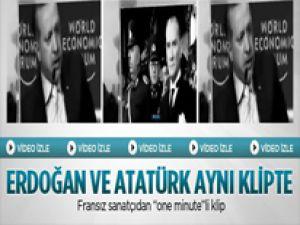 Erdoğan ve Atatürk aynı klipte Video