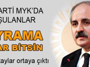 Erdoğan-Kurtulmuş görüşmesinden yeni detay