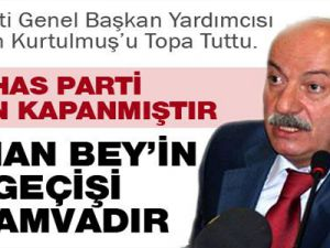 Mehmet Bekaroğlu'ndan AK Parti açıklaması