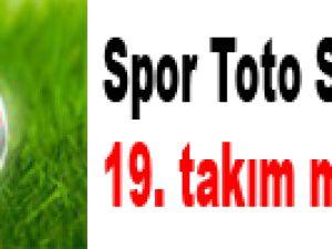 Spor Toto Süper Lig'e 19. takım mı geliyor?