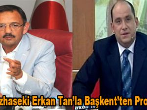 Mehmet Özhaseki Erkan Tan'la Başkent'ten Programının Konuğu