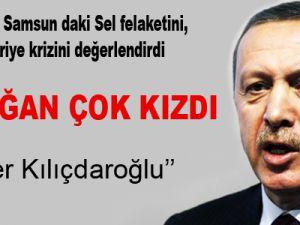 Erdoğan çok kızdı: Twitter Kılıçdaroğlu!