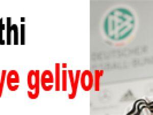 Malik Fathi Kayseri'ye geliyor