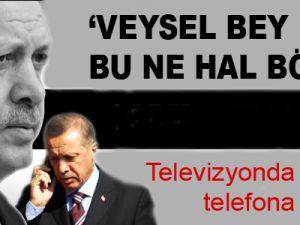 Erdoğan televizyonda gördü, telefona sarıldı