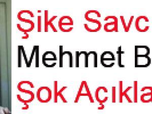 Şike Savcısı Mehmet Berk'ten Şok Açıklamalar