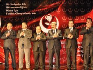 Mustafa Destici Kayseri Büyükşehir Adayını Açıkladı