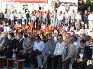 30. SEYRANİ KÜLTÜR VE SANAT FESTİVALİ BAŞLADI
