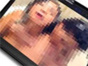 Mecliste tablet porno krizi
