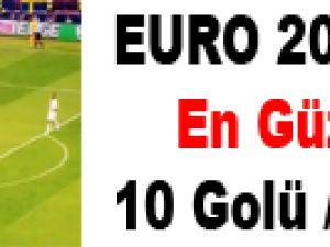 EURO 2012'nin En Güzel 10 Golü / Video