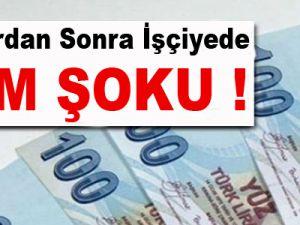 550 bin işçiye zam şoku Erdoğan devreye girecek