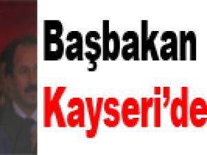 BAŞBAKAN ERDOĞAN KAYSERİ'DEN AYRILDI