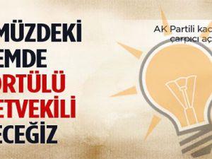 AK Partili Vekilden 'Cesur' Başörtüsü Çıkışı