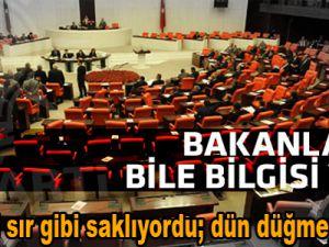 AK Parti, Özel Yetkili Mahkemeler için düğmeye bastı