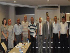 UMEM Projesi Bilgilendirme Toplantısı Kayseri Ticaret Borsasında Gerçekleştirildi