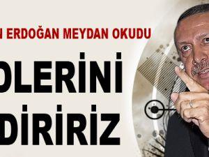 Erdoğan: Bizi Test Edenlere Hadlerini Bildireceğiz / Video
