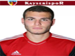KAYSERİSPOR'LU BERKAY 22 YAŞINA GİRDİ