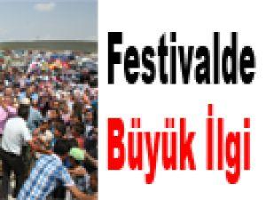 Festivalde Özhaseki'ye Büyük İlgi